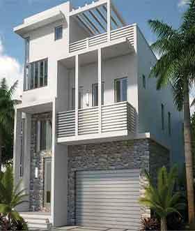 Oasis Park Square - Casas - A partir de: $1.015.000