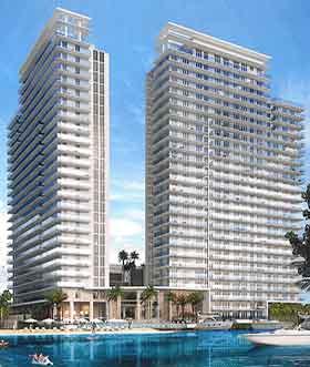 The Harbour North - Miami Beach - A partir de: $439.000