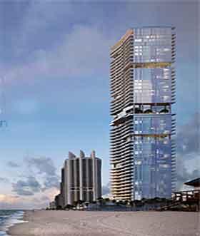 Turnberry Ocean Club - Sunny Isles Beach - A partir de:$4.000.000